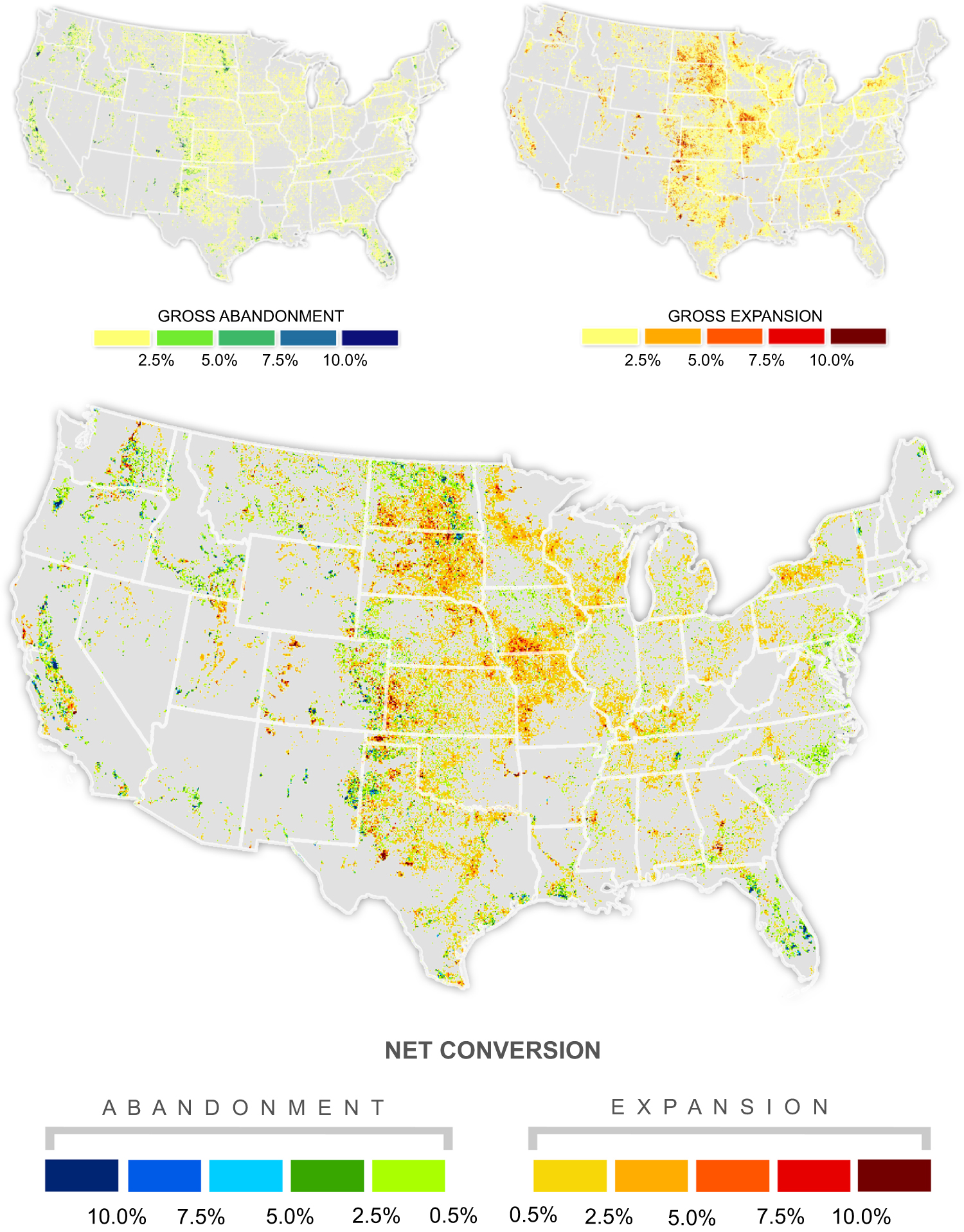 Tyler Lark Gibbs Land Use And Environment Lab - Agricultural Land Us Map